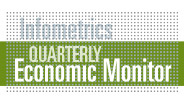 Link to Infometrics quarterly report
