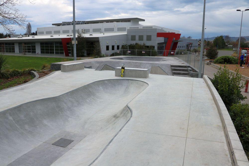 Lincoln Domain Skate Park