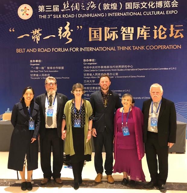 Selwyn delegation