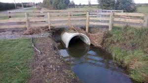 Land drainage Culvert