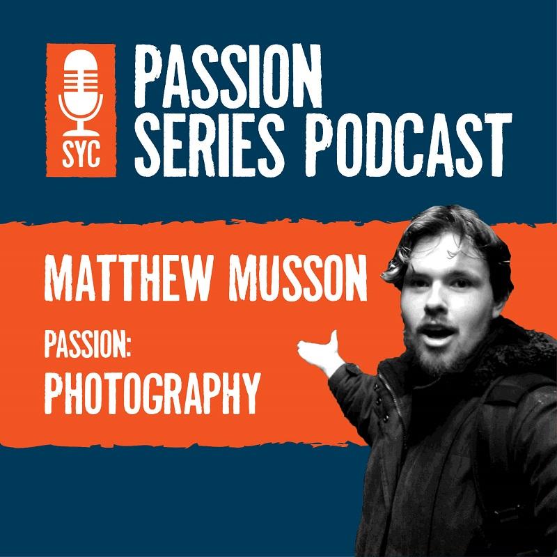 Matthew Musson - Photography - man