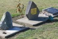 Photo taken in Kirwee Cemetery