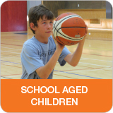 Classes and activities for school aged children