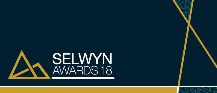 Selwyn Awards 2018