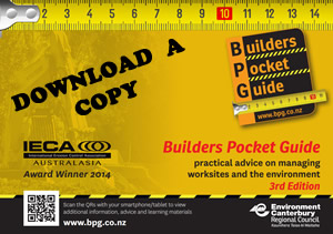 Builders Pocket Guide