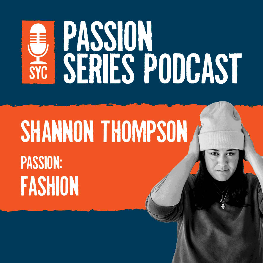 Shannon Thompson Passion series podcast