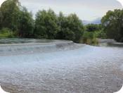 Water Race Intake