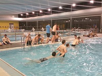 Aqua training zone photo