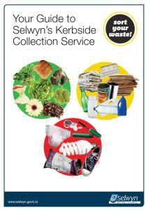 Kerbside collection brochure