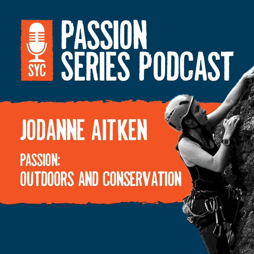 Jodanne Aiken: Passion outdoors