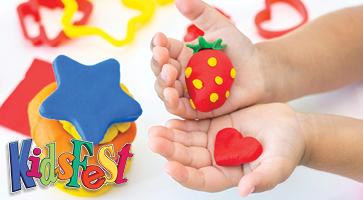 Clay strawberry