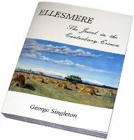 Book cover: Ellesmere the jewel in the Canterbury crown