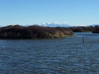 Photo of Te Waihora / Lake Ellesmere