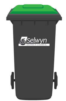 Image of Food and Garden Waste Wheelie Bin