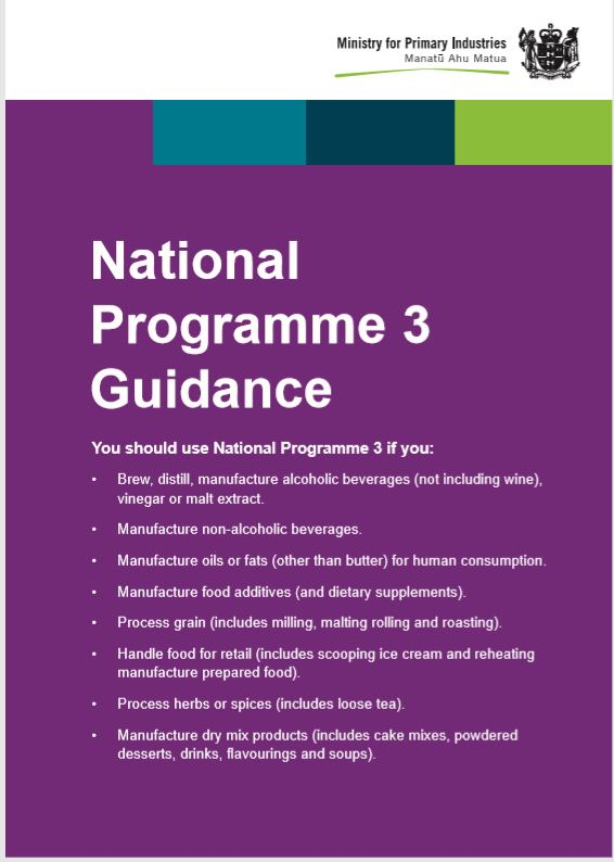 NP3 guidance front page