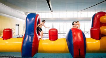 School Holiday Pool Fun