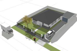 Housing density type B1