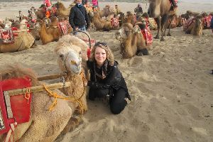 Char with camel