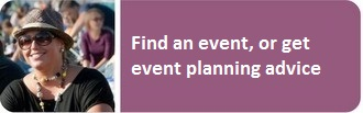 Check out the Events Calendar