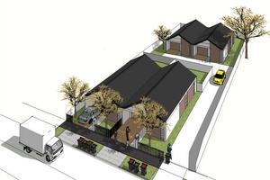 Housing density type B2