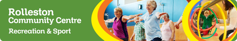 Rolleston Community Centre Recreation banner image