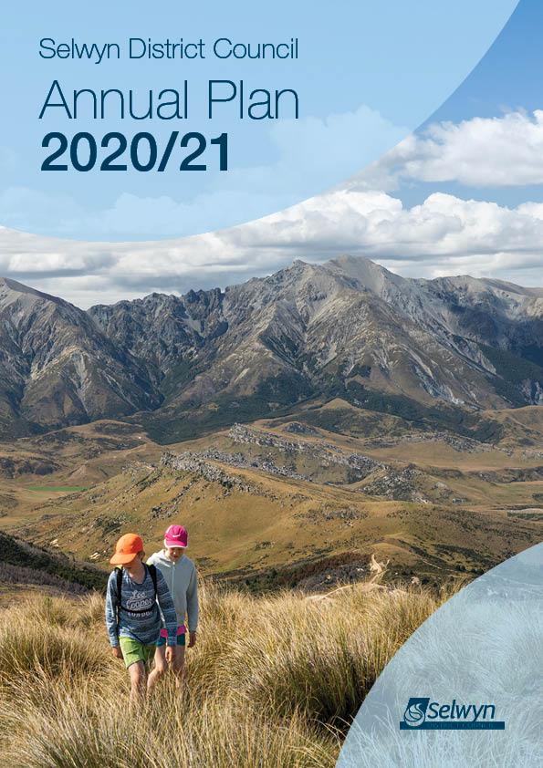 Annual Plan cover 2020/21