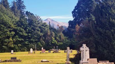 Kowai Pass Cemetery