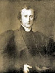 Portrait of Bishop Selwyn