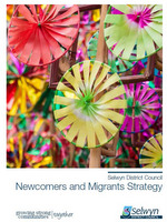 Newcomers and Migrants Strategy front page