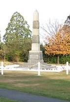 Darfield memorial