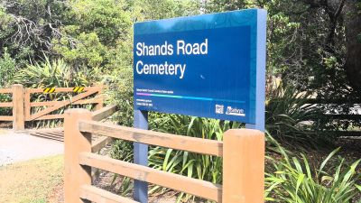 Shands Road Cemetery
