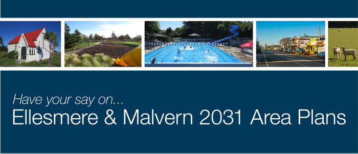 Have your say on Ellesmere and Malvern Area Plans