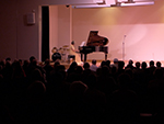 Baby grand piano concert in the Nicholas Hall