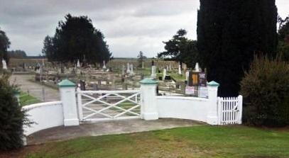 Ellesmere Catholic Cemetery