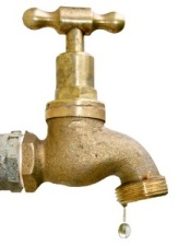 Stock photo - a tap