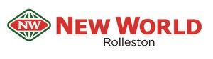 Logo Rolleston New World