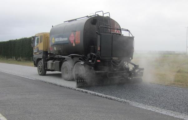 Road Sealing