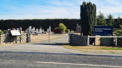 Weedons Cemetery